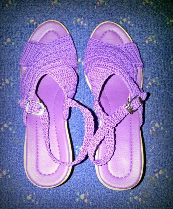 Crochett Shoes #Sweety $50
