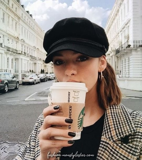 get quick hair with out a haircut french beret mdash fashion
