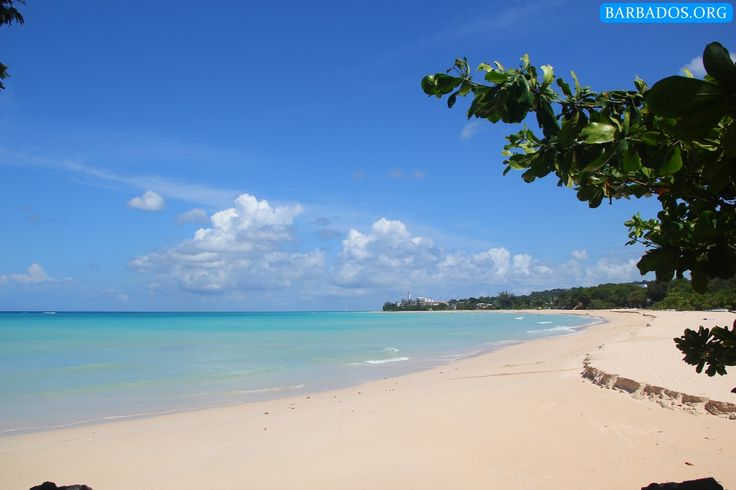 A lovely day at tranquil Brandons Beach on the west coast of Barbados