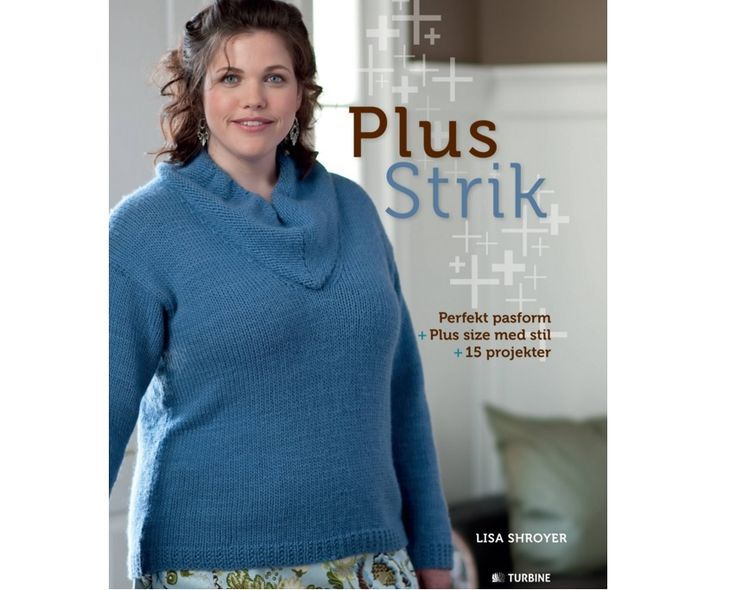Plus Strik af Lisa Shroyer fra Turbine Forlaget