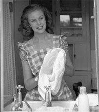 Article on what it is to be a modern retro housewife.