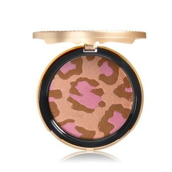 Pink Leopard Blushing Bronzer From Too Faced.
