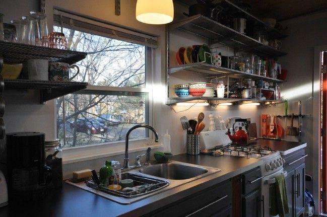 14x20 Modern Cabin Tiny House by Kanga Room Systems | Teeny