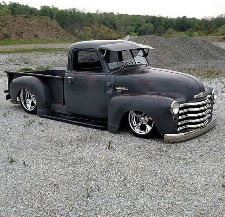 525 best Old trucks & rat rods images on Pinterest | Pickup trucks ...