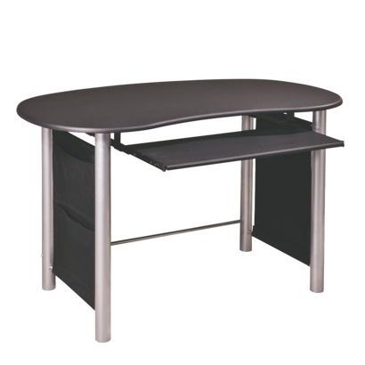 gaming station computer desk black - Herman Miller Schreibtisch Veranstalter