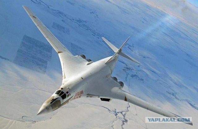 Путин велел сделать гражданский лайнер на базе ракетоносца Ту-160