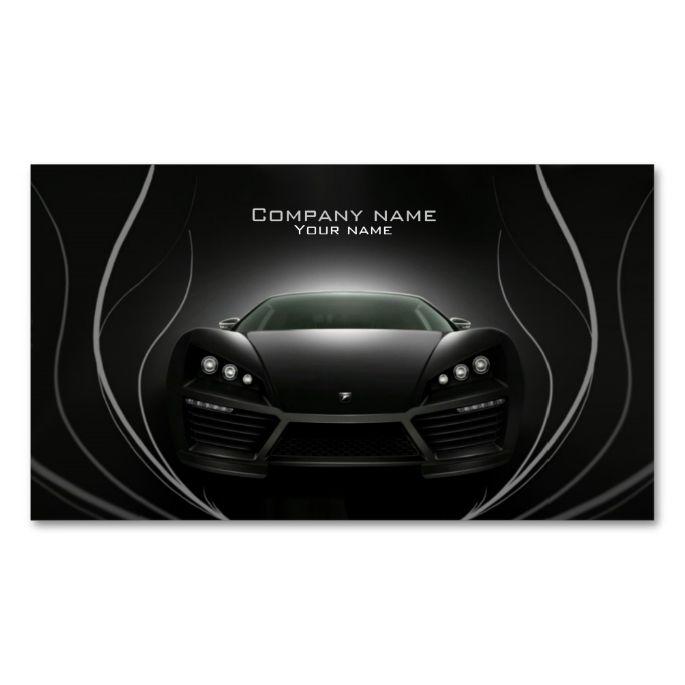 2177 best images about Automotive Car Business Cards on Pinterest