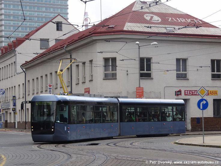 Fotografie: Pragoimex Evo 2 84 DP Liberec | Liberec-Jeřáb, U Nisy | seznam-autobusu.cz