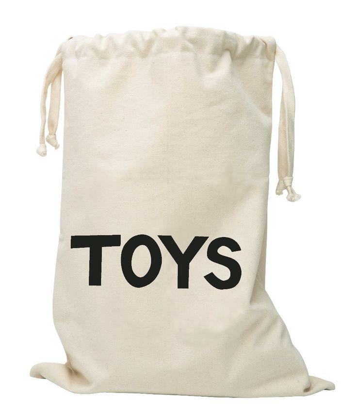 Fabric Bag Toys