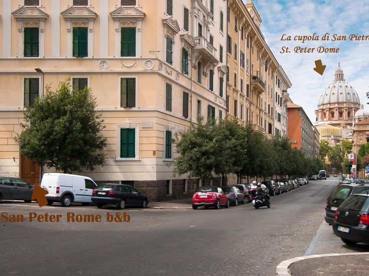 Rome San Peter Rome B&B Italy, Europe Located in Vatican, San Peter Rome B&B is a perfect starting point from which to explore Rome. The property features a wide range of facilities to make your stay a pleasant experience. All the necessary facilities, including free Wi-Fi in all rooms, luggage storage, Wi-Fi in public areas, car park, airport transfer, are at hand. Some of the well-appointed guestrooms feature internet access – wireless (complimentary), non smoking rooms, air...