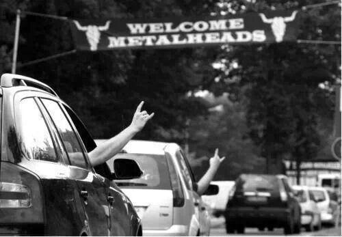 Wacken, Germany to go to the worlds biggest metal festival.