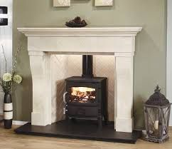 Image result for wood burner fireplace