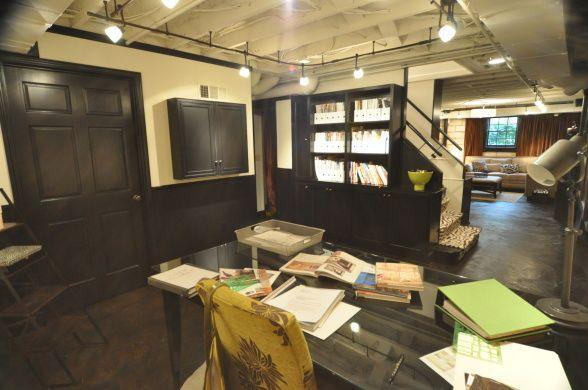 74 best images about loft style unfinished basements on pinterest sliding barn doors exposed. Black Bedroom Furniture Sets. Home Design Ideas