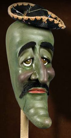 Jeff Dunham's Jose Jalapeno ... on a stick.