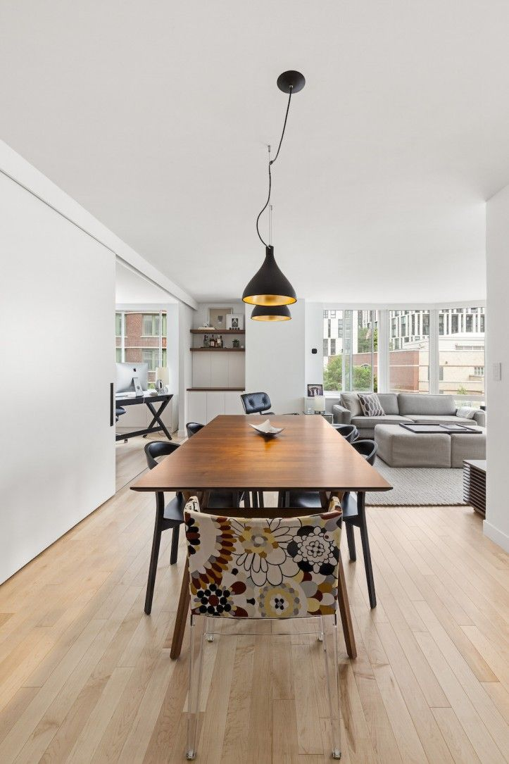 Ana and Leo transform their new Tribeca home into a spacious and light-filled retreat.