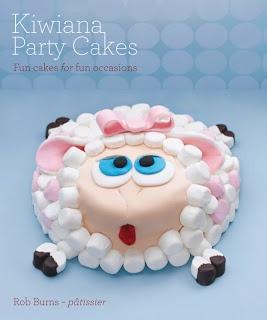 Kiwi Cakes: Great new Kiwiana Cakes book