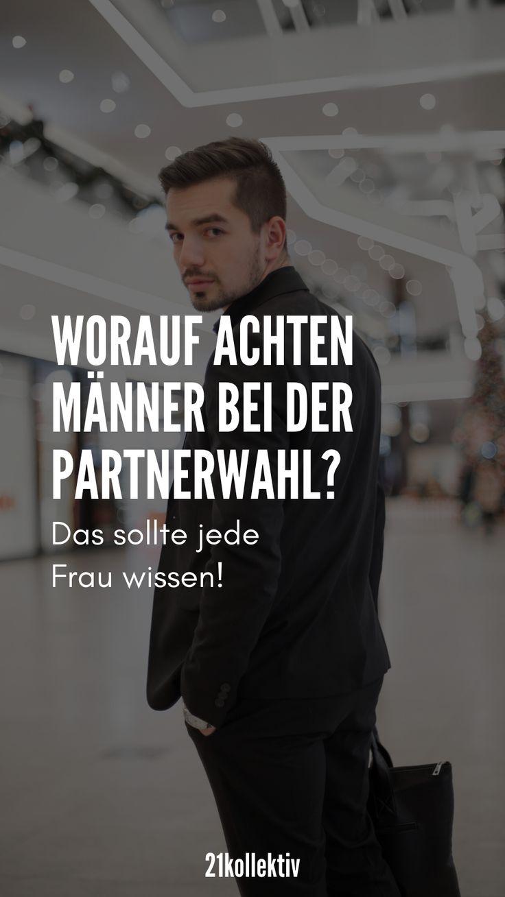 Worauf achten Männer bei der Partnerwahl? | Männer