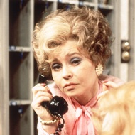 "Style icon: Prunella Scales in Fawlty Towers.  ""I know....I know....I know...I know.....Oh, I know"""