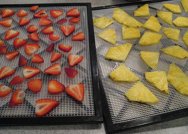 Πως να φτιάξετε τα δικά σας αποξηραμένα φρούτα ~ Eπιστροφή στη φύση