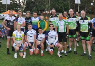 Spring Cycle 2013 - Riding with the Stars!