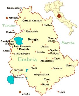 I love this map because it also shows the towns of my bisnonni.