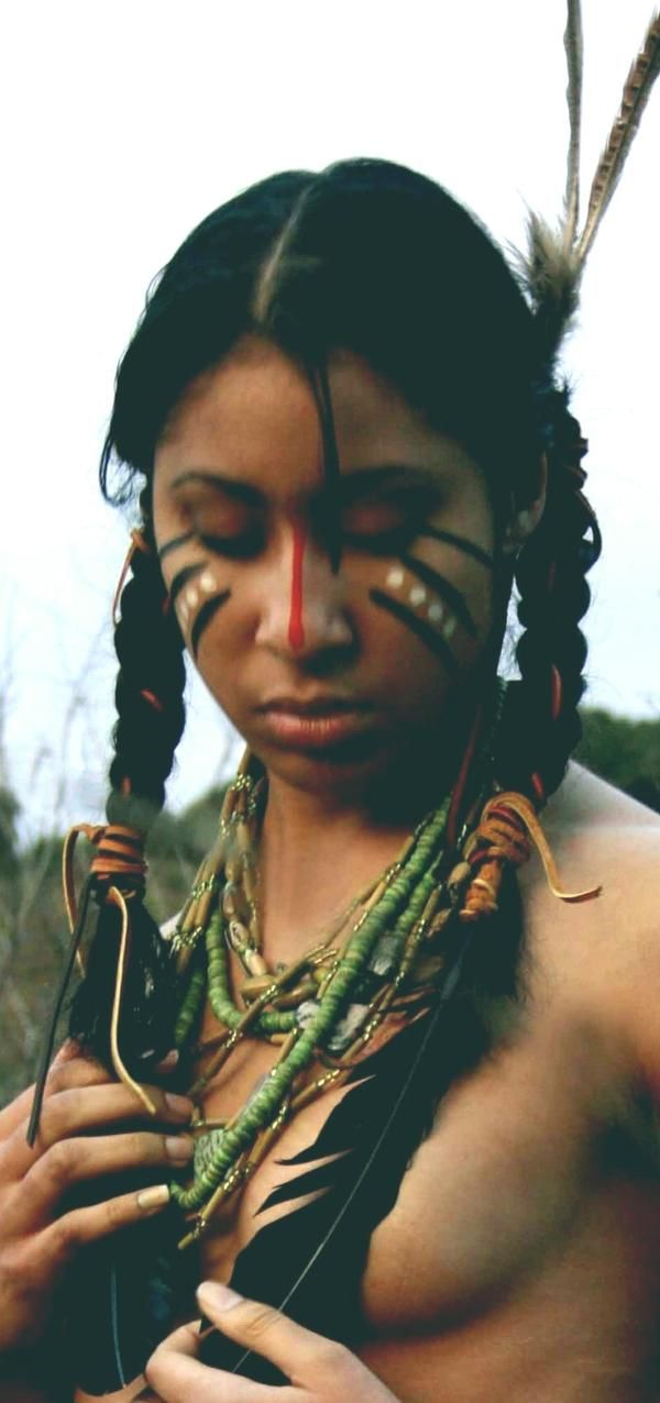 Native American hair, makeup, and styling by Tamanna in High Fashion/ Editorial by Tamanna Roashan
