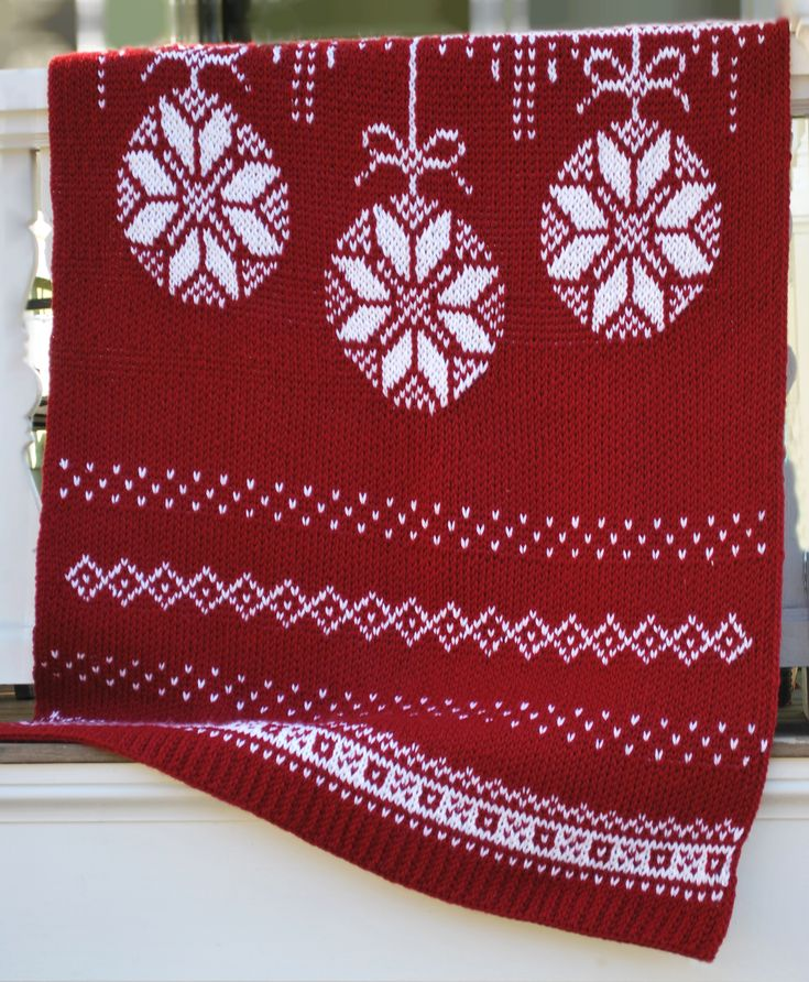 Christmas crochet afghans and blankets: 10+ handpicked ideas to discover in D...