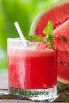 Melon Cooler - Rohkost Rezept für Entsafter und Saftpresse