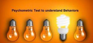 Evolving Role of Psychometric Assessment