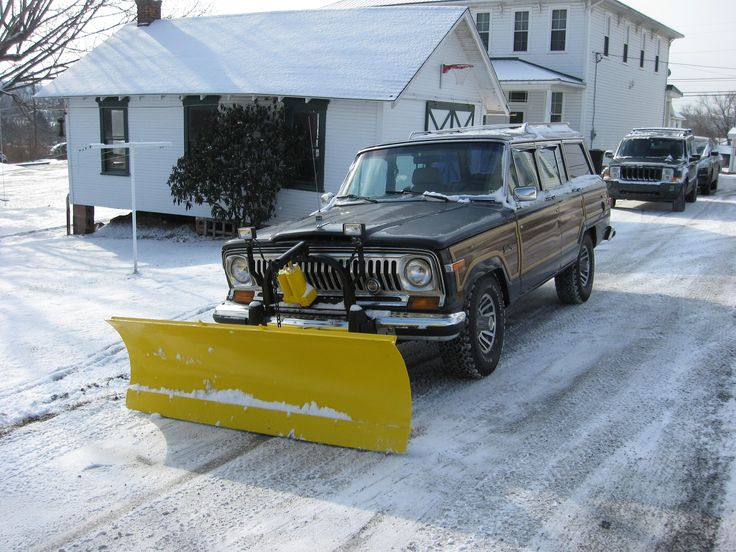 Pin by Brooklyn Edwards on Waggy Jeep wagoneer, Vintage