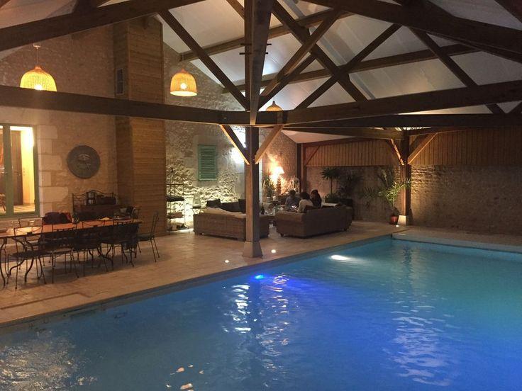 Vente superbe propriété 10 pièces avec piscine couverte, four à pain - Gites De France Avec Piscine Interieure