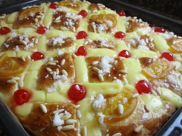 Cocina Con Nieves: COCA DE SAN JUAN DE BRIOX