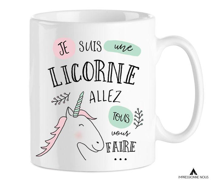 les 25 meilleures id es de la cat gorie tasse licorne sur pinterest mug licorne unicorn list. Black Bedroom Furniture Sets. Home Design Ideas