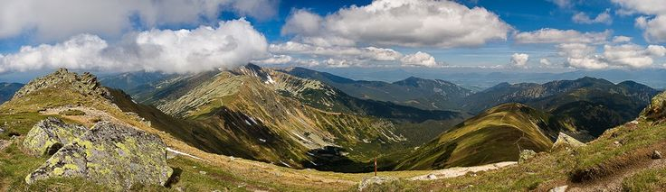 D&V: Trangoška-Ďumbier-Chopok a späť! Hill-walking in Low Tatras, Slovakia
