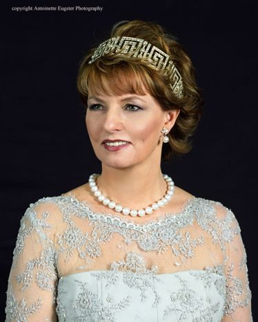 Princess Margareta of Romania