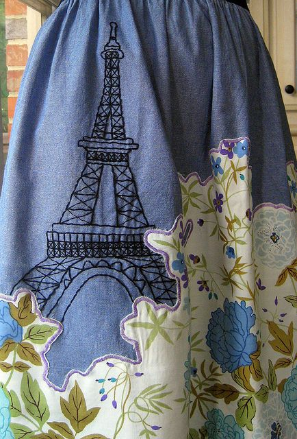 feeling stitchy: Paris and Poodles, Free Patterns by Cassie Belts