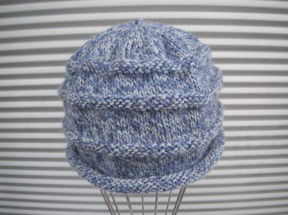HANDKNITTED UNISEX BEANIE Custom Made by madwestdesigns on Etsy, $35.00