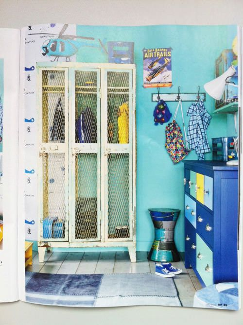 114 best boys room decor images on pinterest child room for Decorative lockers for kids rooms