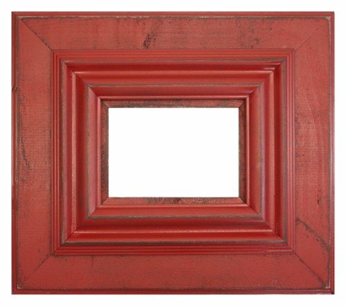 antique picture frame, something like this