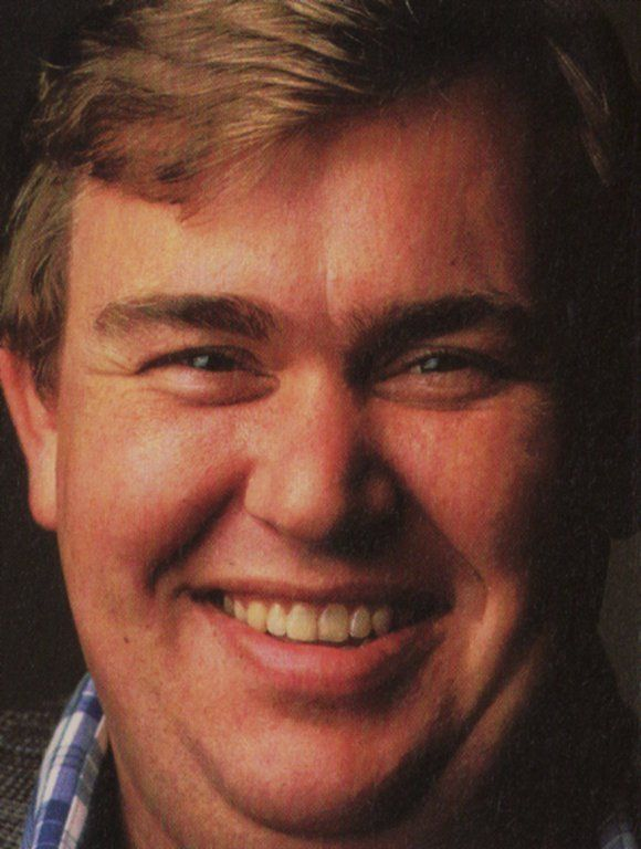 John Candy. I miss this man....so funny. I literally bumped into him at a small fruit market in the town I grew up in. He was from the same area and anyone who ever came into contact with him said he was just the most down to earth and friendly guy.