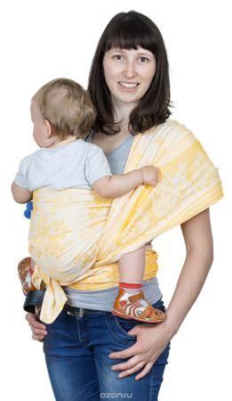 """Чудо-Чадо Слинг-шарф Герба цвет рыжий  — 1611р. ---------------- Специальное плетение Ткань, из которой сшиты слинг-шарфы """"Герба"""", имеет диагональное жаккардовое плетение. Это идеальная ткань для шарфов. Она не растягивается и не провисает. Слинг из такой ткани хорошо распределяет нагрузку на спину взрослого, отлично облегает, обеспечивает безопасную поддержку для позвоночника малыша. Двусторонний Жаккардовая ткань не имеет изнанки, один и тот же узор выступает с обеих сторон, меняется…"""