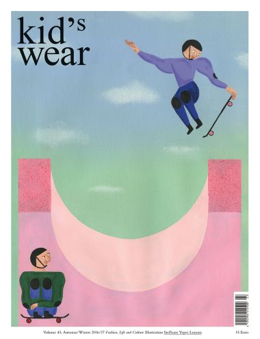 kid's wear Magazine Vol.43