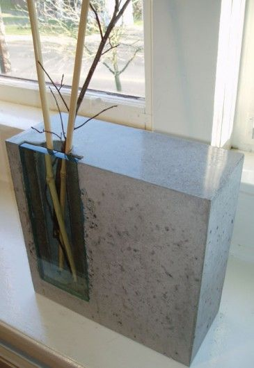 concrete furniture - Google Search Más