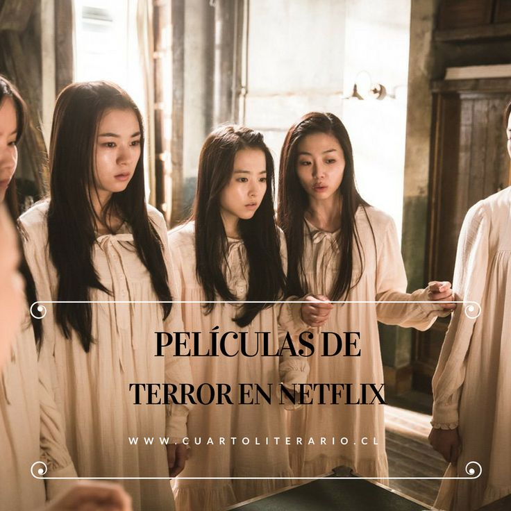 ¿Qué ver en Netflix? Acá una guía con cinco películas de terror. ¡De miedo!