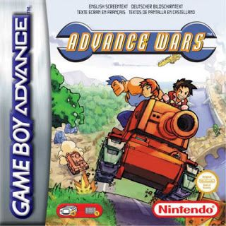 Emularoms: Advance Wars ( BR ) [ GBA ]
