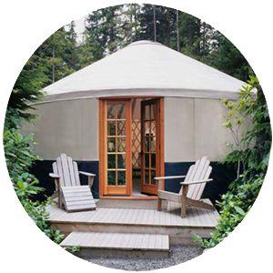 products rainier yurts