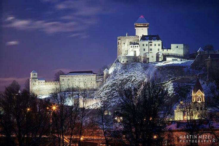 Castillo de Trencin, Eslovaquia