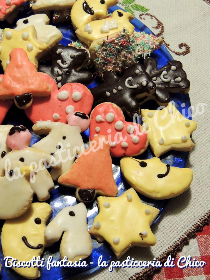Biscotti fantasia