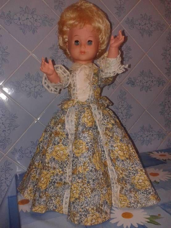 Кукла ГДР 70-е годы фото 1