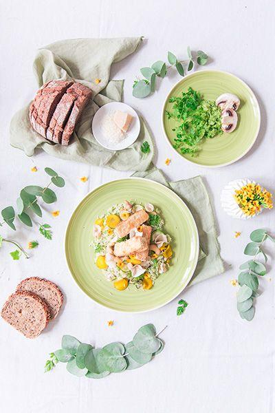 Recettes salées faciles gourmandes à base de riz parfumé Taureau ailé, blog cuisine gastronomie, jolies recettes photographie culinaire blogueuse Food blog